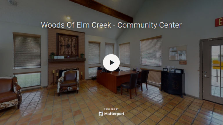 Woods Of Elm Creek - Community Center